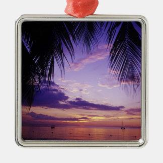 Beaches at Negril, Jamaica 2 Ornament