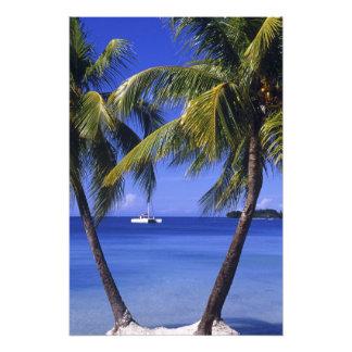 Beaches at Negril, Jamaica 2 Photo Print