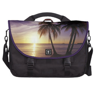 Beaches at Negril Jamaica 3 Laptop Commuter Bag