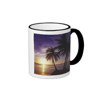 Beaches at Negril, Jamaica 3 Mugs