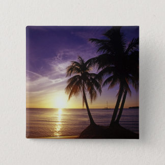 Beaches at Negril, Jamaica 3 Pinback Button