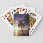 """Beaches at Negril, Jamaica 3 Playing Cards<br><div class=""""desc"""">Beaches at Negril,  Jamaica   Greg Johnston / DanitaDelimont.com</div>"""