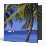 Beaches at Negril, Jamaica 3 Ring Binder