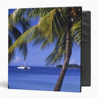 Beaches at Negril, Jamaica 3 Ring Binder