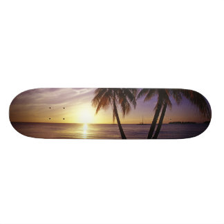 Beaches at Negril, Jamaica 3 Skateboard Deck
