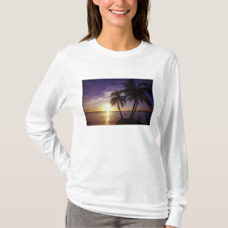 Beaches at Negril, Jamaica 3 T-Shirt