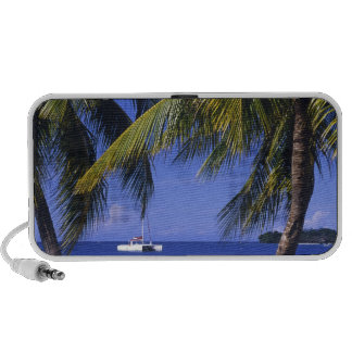Beaches at Negril, Jamaica Notebook Speakers