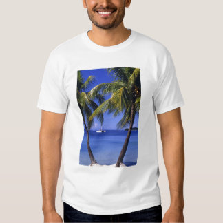 Beaches at Negril, Jamaica T-shirts