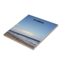 Beaches At The Ocean Tile