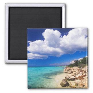 Beaches, Barahona, Dominican Republic, 2 Fridge Magnet