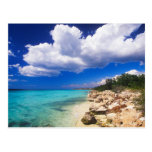 Beaches, Barahona, Dominican Republic, 2 Postcards