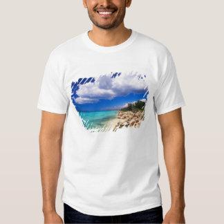 Beaches, Barahona, Dominican Republic, 2 T-shirts