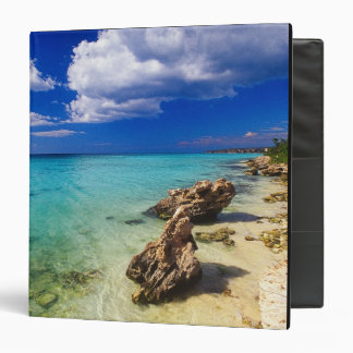 Beaches, Barahona, Dominican Republic, 3 Binders