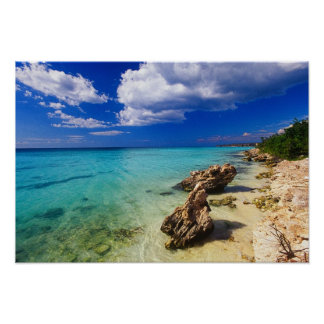 Beaches, Barahona, Dominican Republic, 3 Poster