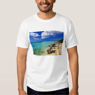 Beaches, Barahona, Dominican Republic, 3 T Shirts