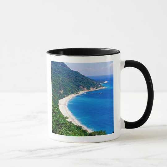 Beaches, Barahona, Dominican Republic, Mug