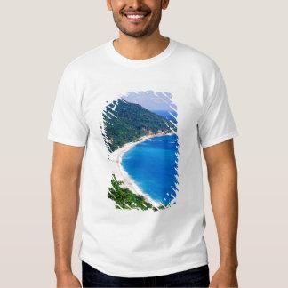 Beaches, Barahona, Dominican Republic, Shirts