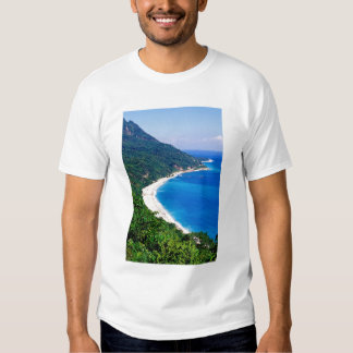 Beaches, Barahona, Dominican Republic, T Shirts