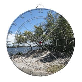 Beaches Dart Board