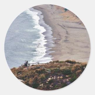 Beaches Ocean Coastline Stickers