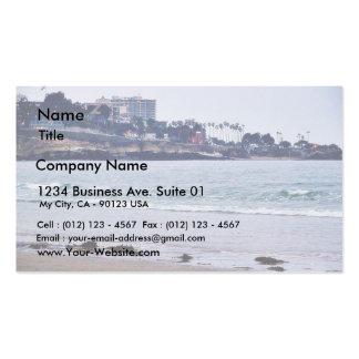 Beaches Ocean La Jolla Business Cards