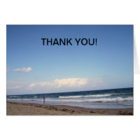 BEACHES OF DELRAY BEACH CARD