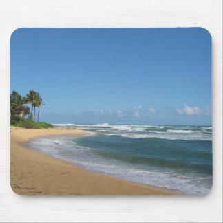 beaches on Kauai Mouse Pad