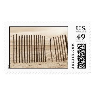 Beaches Stamp