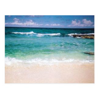 Beaches postcard