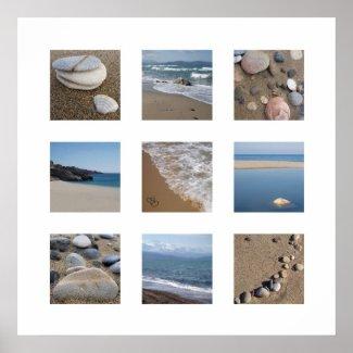 Beaches Print print