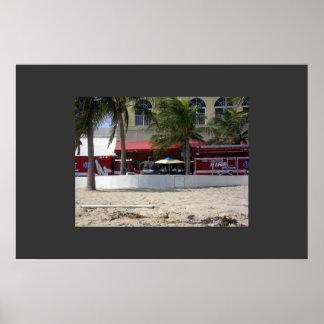 Beachfront Avenue Print