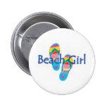 beachgirl button