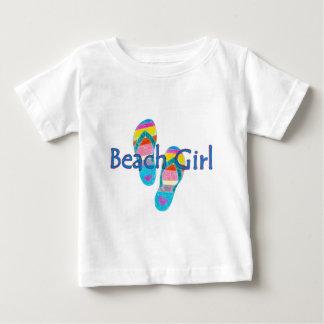 beachgirl infant t-shirt