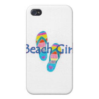 beachgirl iPhone 4/4S case