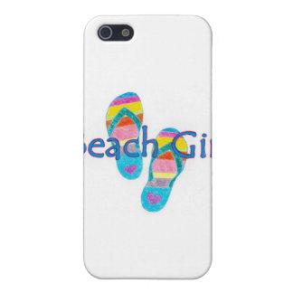 beachgirl iPhone 5/5S covers