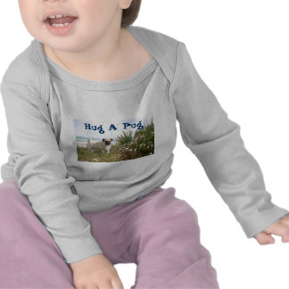Beachgrass de LongSleeve de la camiseta del bebé