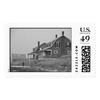 beachhouses postage