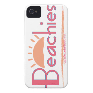 Beachies iPhone 4 case - Barely There