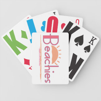 Beachies Playing Cards