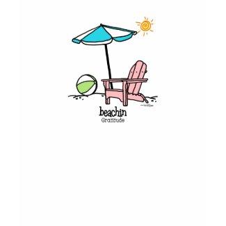 Beachin - Gratitude shirt