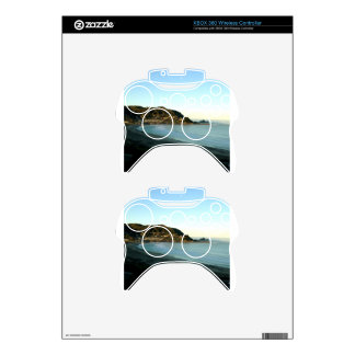 Beachphoto Xbox 360 Controller Decal