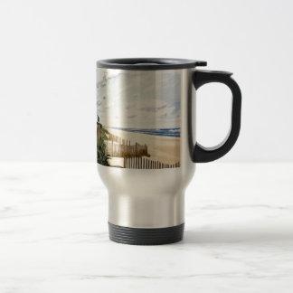 Beachscape Travel Mug