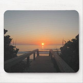 BeachScene1 Alfombrilla De Raton