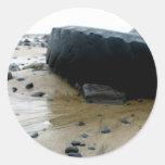 BeachTire Classic Round Sticker