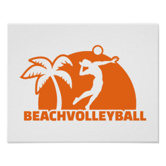 Beachvolleyball Impresiones