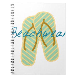 Beachwear Cuaderno