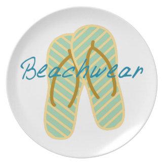 Beachwear Platos De Comidas