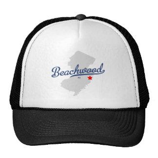 Beachwood New Jersey NJ Shirt Trucker Hat