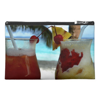 Beachy Cocktails Travel Accessory Bags