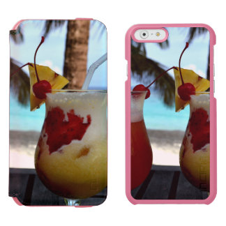 Beachy Cocktails iPhone 6/6s Wallet Case